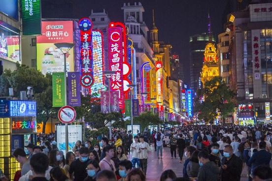 La Chine accélère la transformation et la montée en gamme des quartiers d'affaires urbains