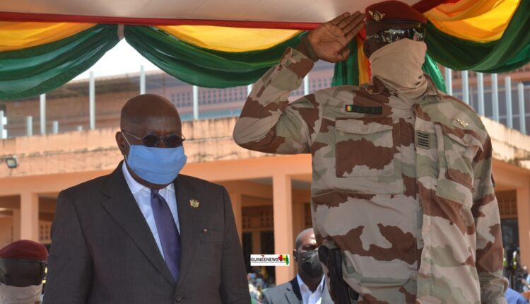 Colonel Doumboya, Nana Akufo Addo