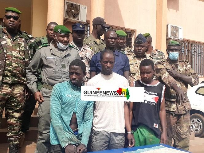 TPI de Mamou : 15 ans de prison prononcés contre des coupeurs de route